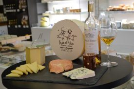 BORDEAUX - Jean d'Alos cheeses