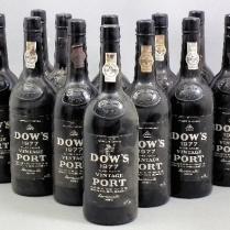 Port - vintage Dow's